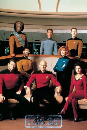 Star Trek: The Next Generation Crew