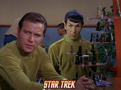 Star Trek: The Original Series, Captain Kirk and Mr. Spock
