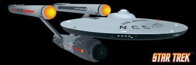 Star Trek: The Original Series, USS Enterprise NCC-1701 Icon