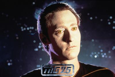 Star Trek: The Next Generation, Lt. Commander Data