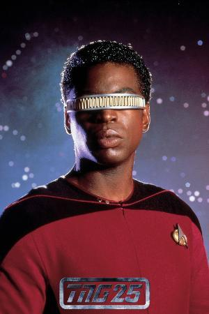 Star Trek: The Next Generation, Geordi's Engineering Kit