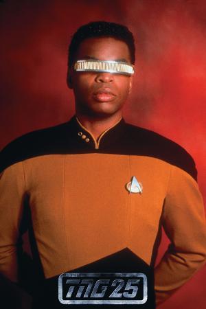 Star Trek: The Next Generation, Lt. Commander Geordi La Forge