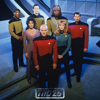 Star Trek: The Next Generation, The Next Generation Crew