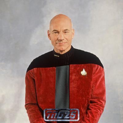 Star Trek: The Next Generation, Captain Jean-Luc Picard
