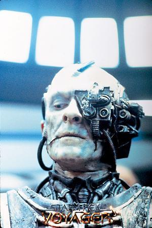 Star Trek: Voyager, Borg
