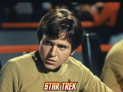 Star Trek: The Original Series, Chekov