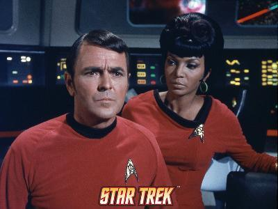 Star Trek: The Original Series, Scotty and Uhura