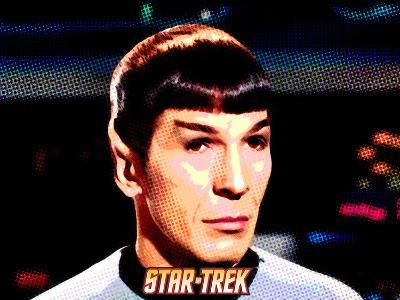 Star Trek: The Original Series, Mr. Spock