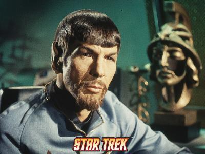 "Star Trek: The Original Series, Spock's Counterpart in ""Mirror, Mirror"""