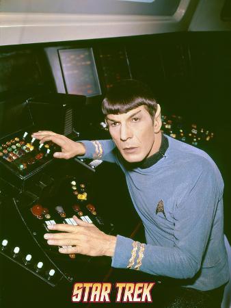 Star Trek: The Original Series, Spock