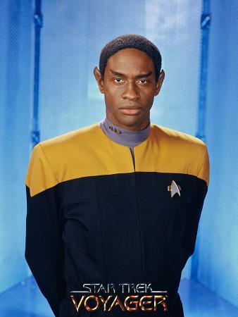 Star Trek: Voyager, Tuvok