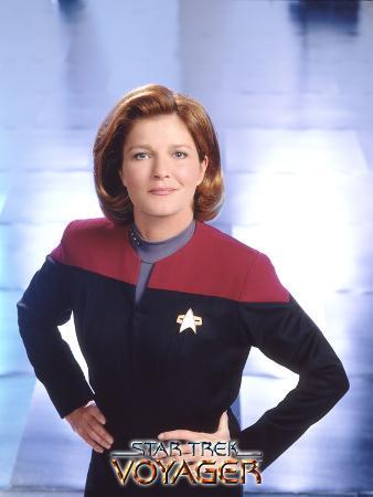 Star Trek: Voyager, Captain Kathryn Janeway