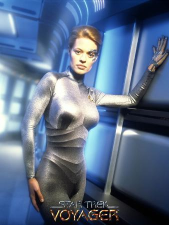 Star Trek: Voyager, Seven of Nine