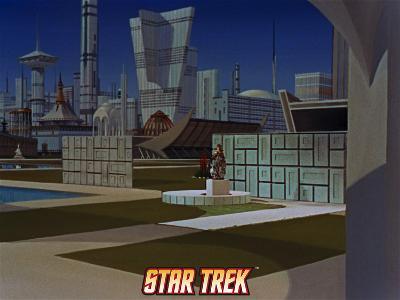 Star Trek: The Original Series, Setting