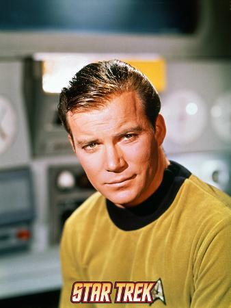 Star Trek: The Original Series, Captain Kirk