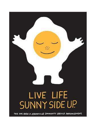 Jeremyville: Live Life Sunny Side Up