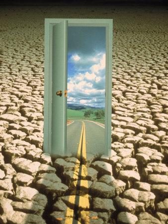 Virtual Doorway to a Better World