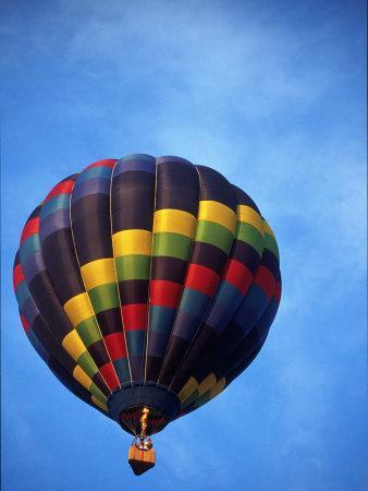 Hot Air Balloon, New Jersey Festival of Ballooning