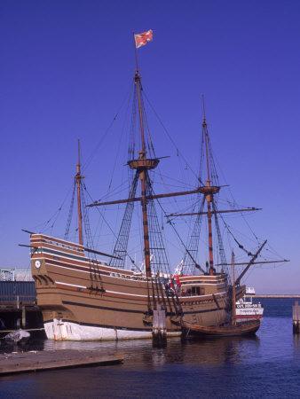 Pilgrim Ship Mayflower, Plymouth, MA
