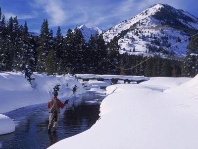 Fly Fishing, Taylor River, CO