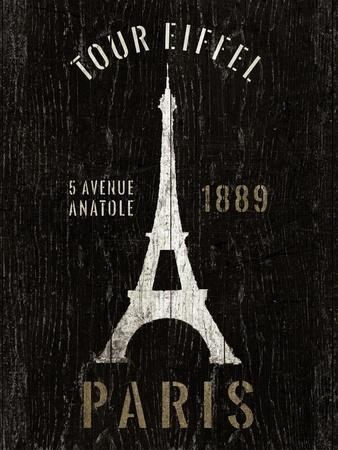 Refurbished Eiffel Tower