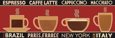 Deco Coffee Panel I
