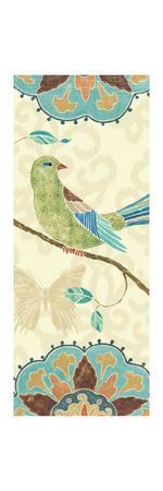 Eastern Tales Bird Panel II
