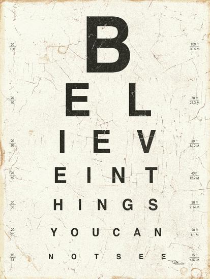 Eye Chart I Print By Jess Aiken At Allposters