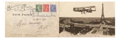 Lettre de Paris I