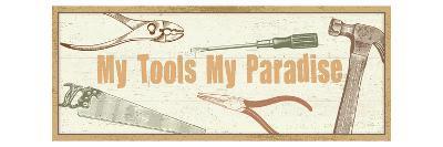 My tools, my paradise