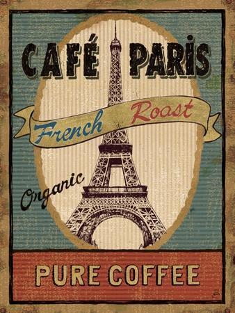 Coffee Blend Label II