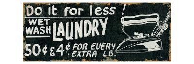Vintage Sign I