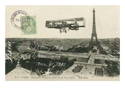 Aeroplane de Paris
