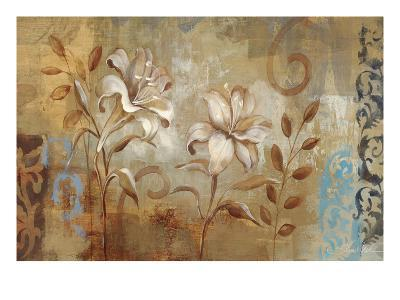Flowers on Silver I