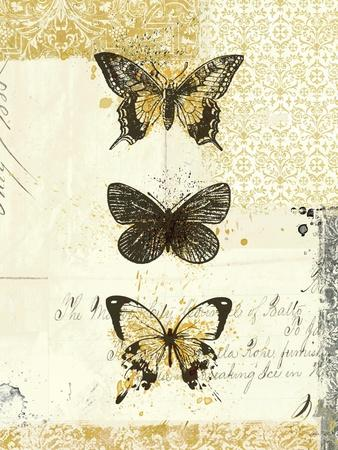 Golden Bees n Butterflies No 2