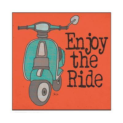 Vespa - Enjoy the Ride