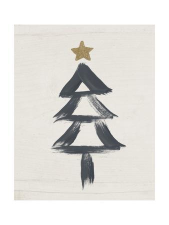 Black and Gold Tree II