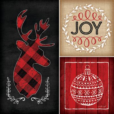 Plaid Christmas I