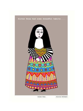 Sister Rosa (Grey)
