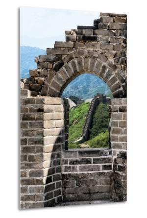 China 10MKm2 Collection - Arch Window of the Great Wall of China