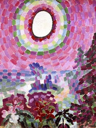 Passage with Disc,1906