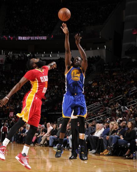 Houston Rockets X Golden State Warriors: Golden State Warriors V Houston Rockets Photo By Bill