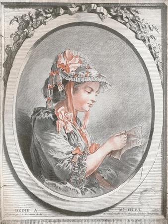 Portrait of Madame Huet, C1773