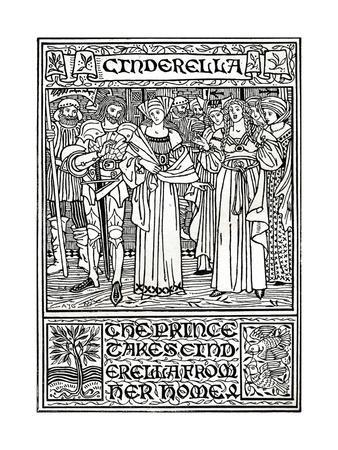 Cinderella, C1895