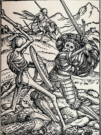 The Knight and Death, 1538