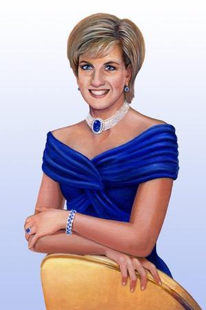 Her Royal Highness the Princess of Wales (Diana Frances; Née Spencer; 1961-1997), 2013