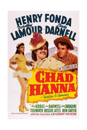 Chad Hanna