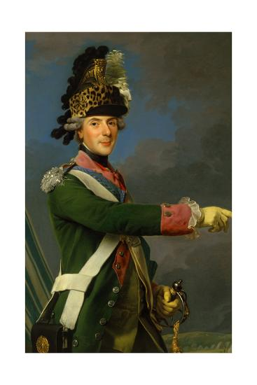 Dauphin Louis De France Son of King Louis Xv' Giclee Print - Alexandre  Roslin | AllPosters.com