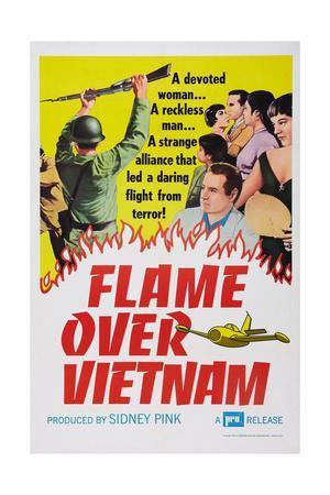 Flame over Vietnam
