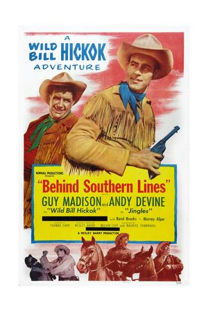 Behind Southern Lines